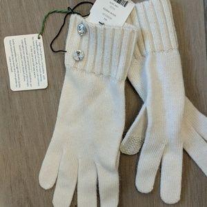 Rinestone gloves